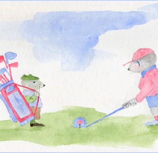 Miss Golfer