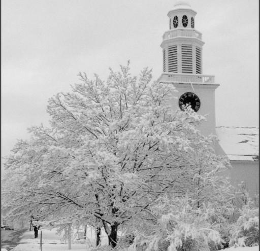 Unitarian Church Snowy