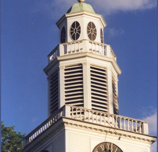 Unitarian Church Steeple